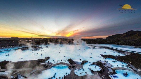 Исландия. Голубая лагуна