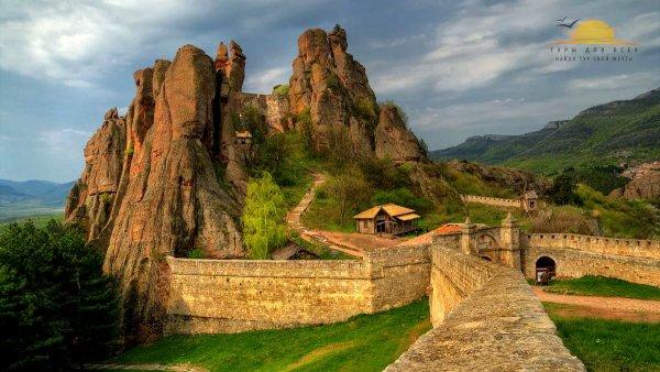 Крепость и скалы Белоградчика