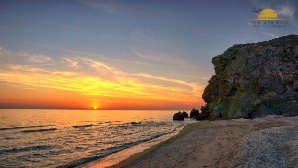 Популярные Крымские пляжи
