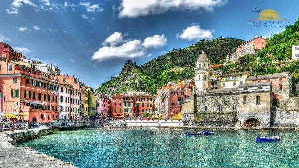Италия. Удивительные острова