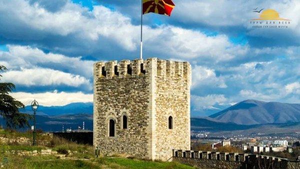 Экспедиция на Балканы: Македония