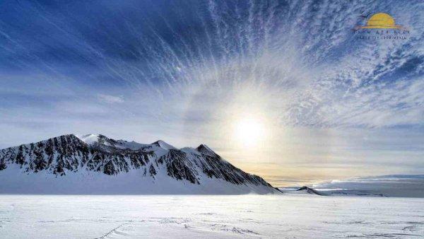 Как я обнаружил остров в Антарктиде